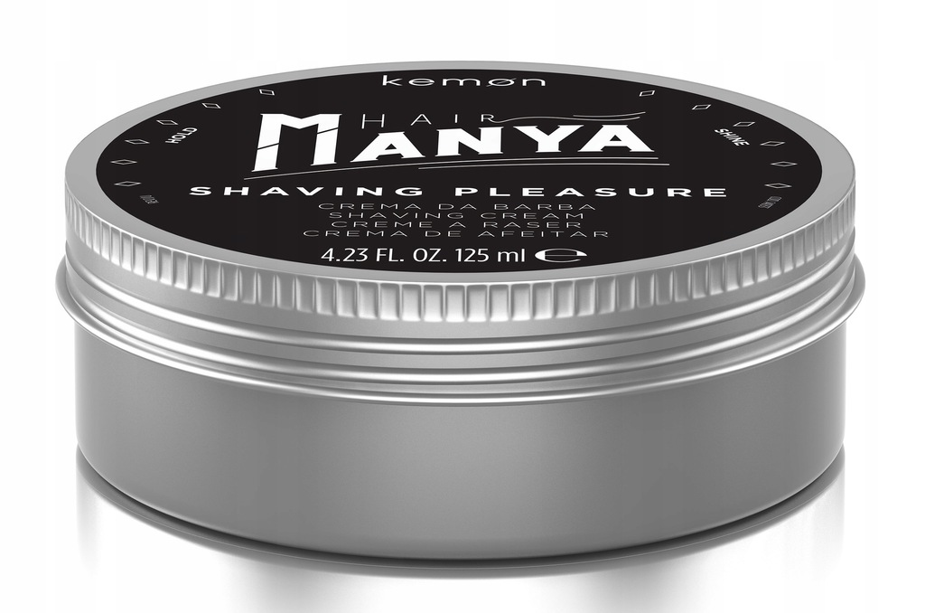 Kemon Hair Manya Shaving Pleasure Krem do golenia