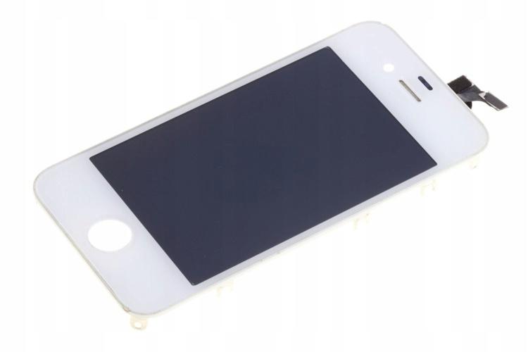 ORYGINALNY DOTYK WYŚWIETLACZ LCD APPLE IPHONE 4
