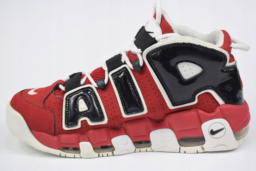 Nike Air Max Uptempo '96 – Czarne buty sportowe CJ6129 001