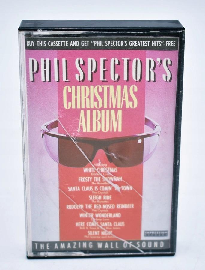 5356-78 PHIL SPECTOR'S CHRISTMAS ALBUM. k#o MUZYKA
