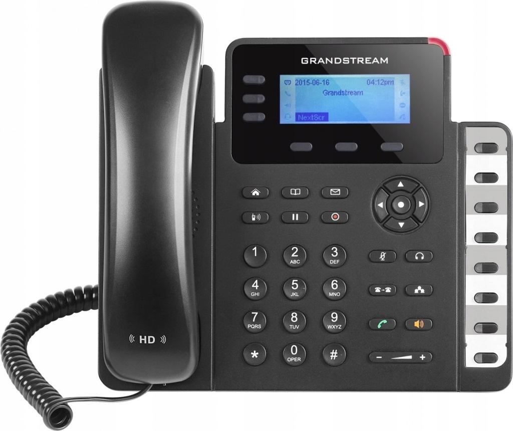GRANDSTREAM Telefon IP GXP 1630 HD