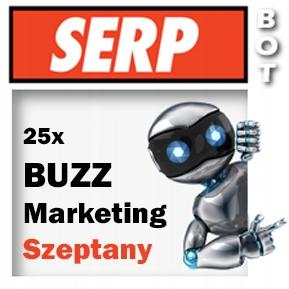 25x BUZZ marketing SZEPTANY - FORA premium Posty