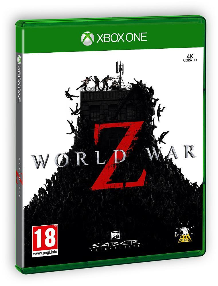 Gra World War Z (XBOX ONE)