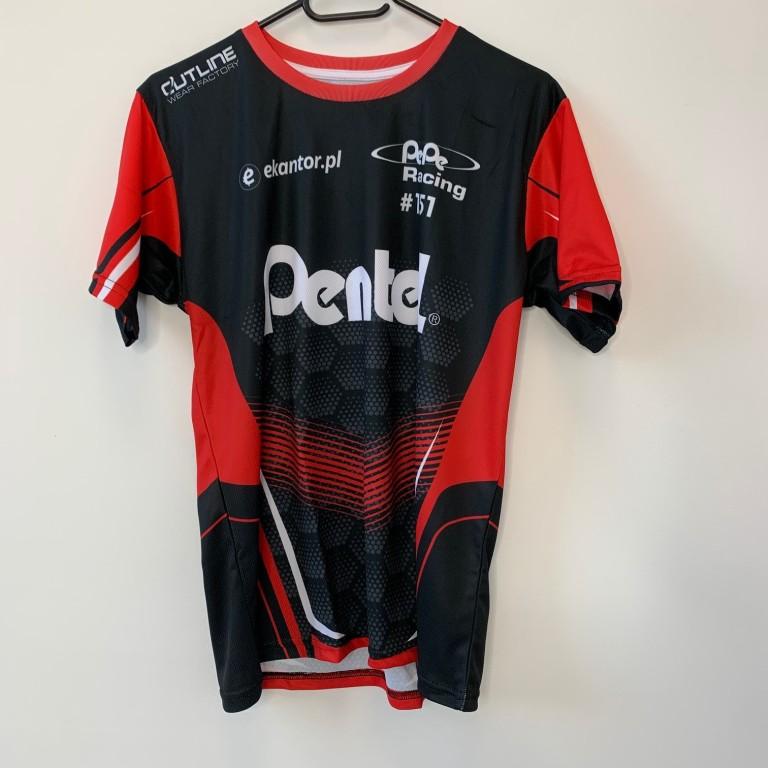 Piotr Protasiewicz - koszulka PEPE Racing rozmiar