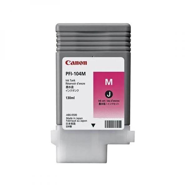 Canon oryginalny ink / tusz PFI104M, magenta, 130m