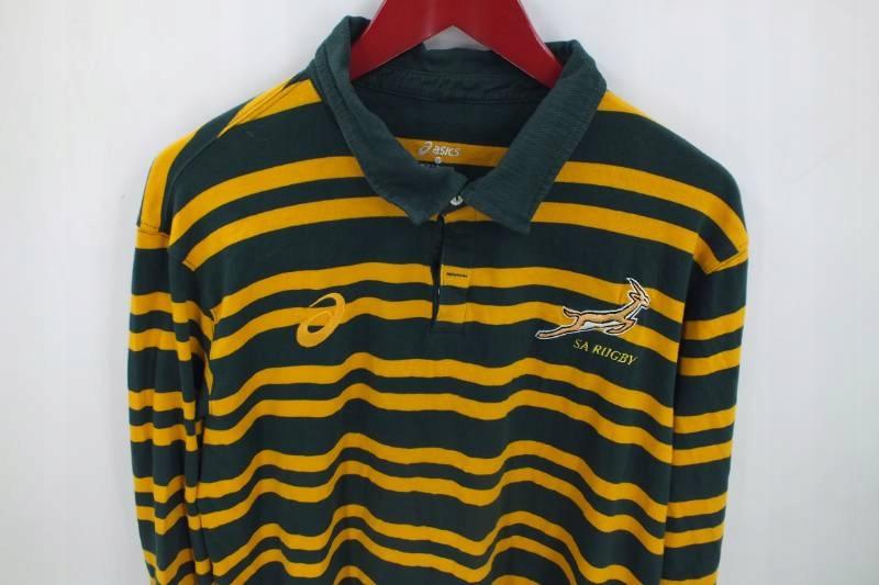 Asics South Africa RPA koszulka rugby L długa