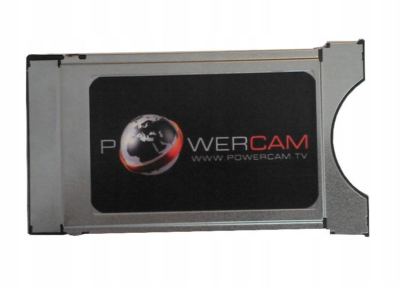 modul CI PowerCam Pro v5.5