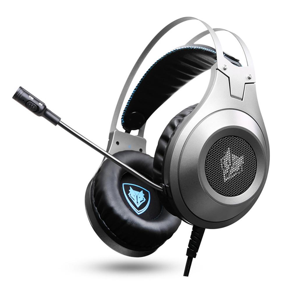 Słuchawki NUBWO N2 z mikrofonem gaming Xbox, PS4
