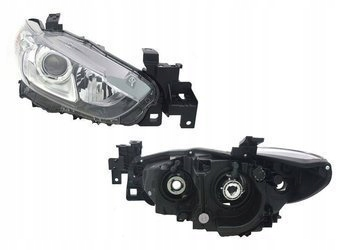 Lampa przednia Mazda 6 2013-18 lewa USA