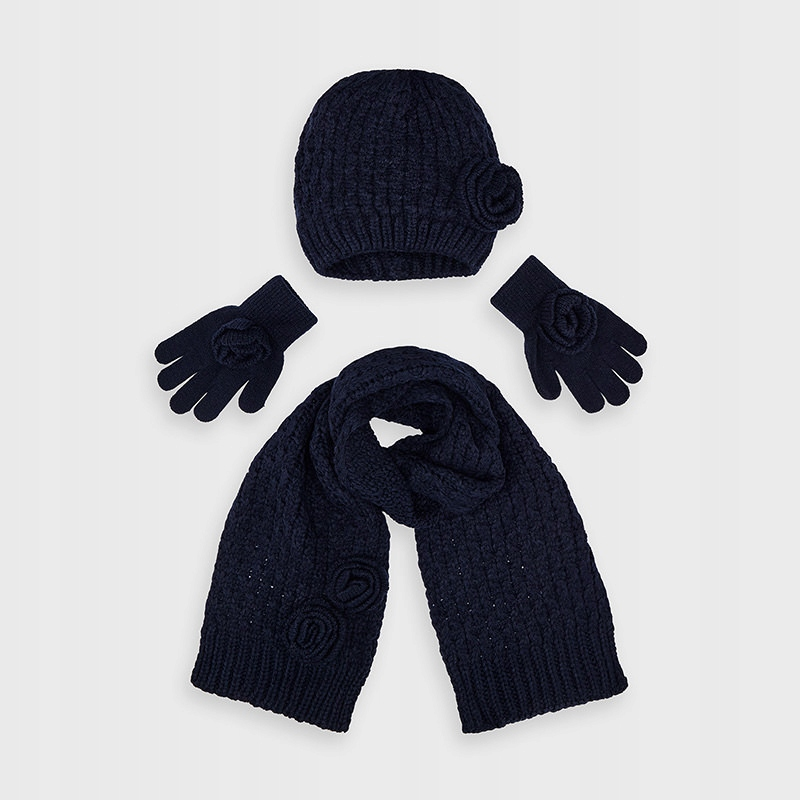 Komplet zimowy czapka Mayoral 10897 r. 152