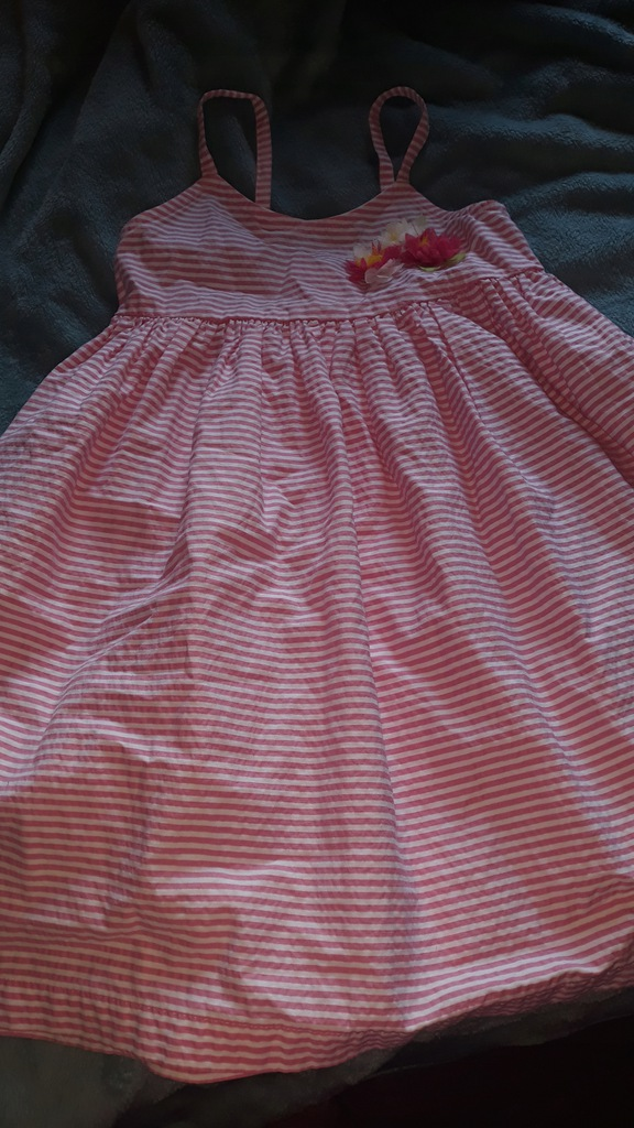 Letnia sukienka Zara
