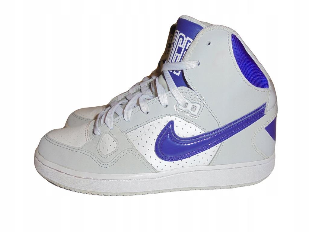 Skórzane buty Nike Force. Stan idealny. Rozmiar 38