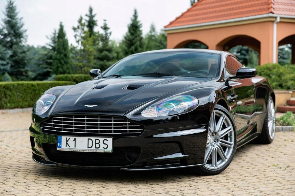Aston Martin Dbs 6 0 V12 Hand Build For 9713407046 Oficjalne Archiwum Allegro