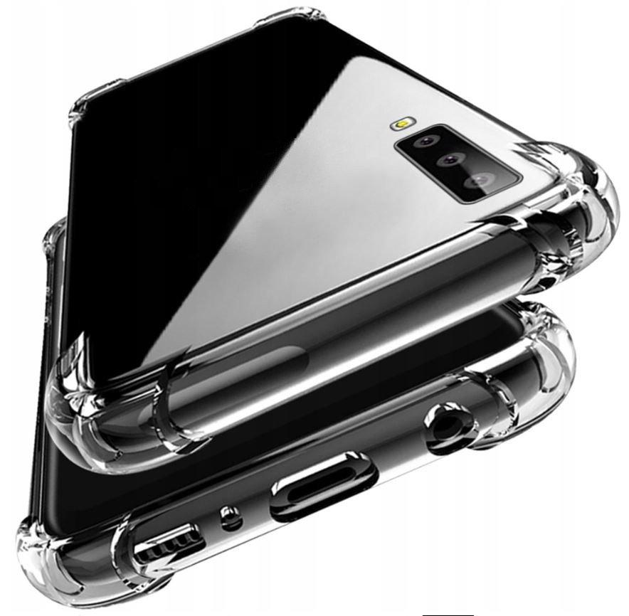 Etui SAMSUNG GALAXY A40 Mercury Protect transparen