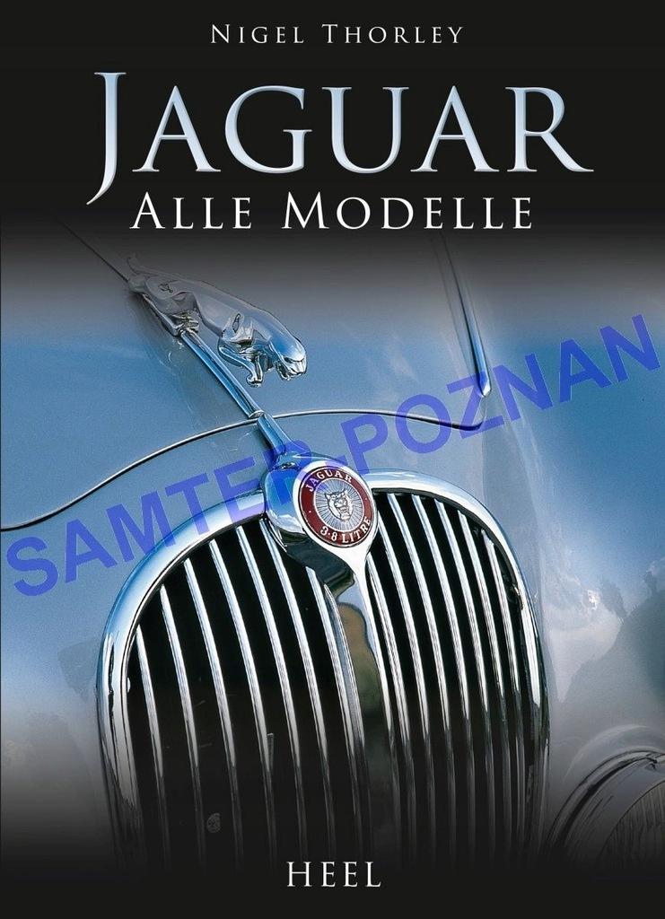 Jaguar - 1935-2016 - album encyklopedia / Thorley