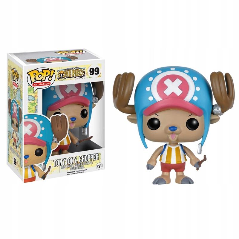 Figurka One Piece Funko POP!-CHOPPER