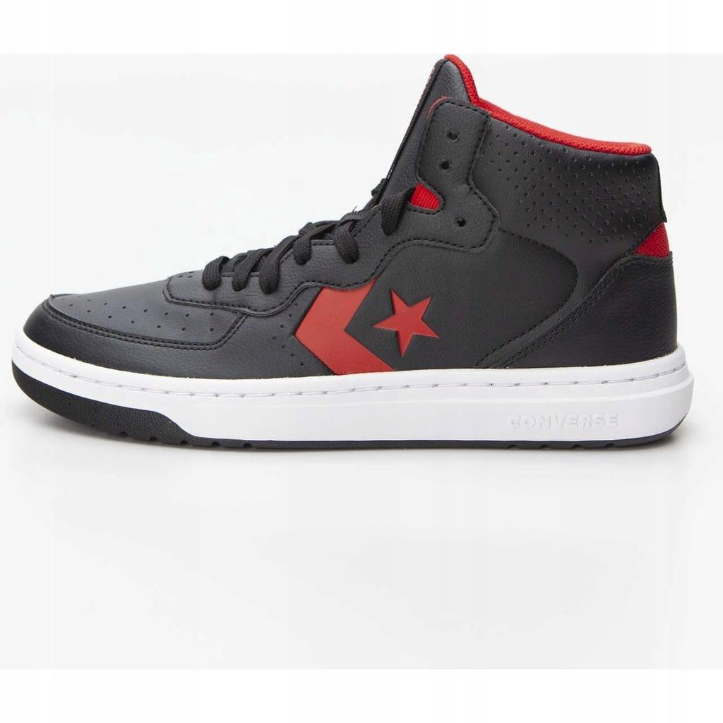 Męskie Sneakersy CONVERSE RIVAL MID 889 BLACK 41