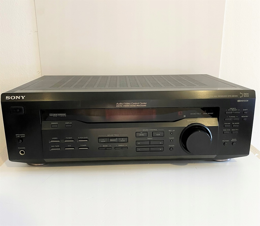 Amplituner Sony STR-DE345