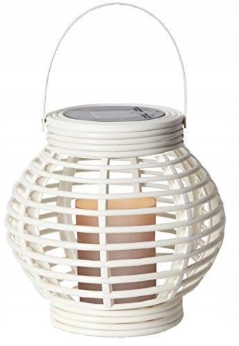 Szwedzka dekoracja lampion LED SOLARNY IP44