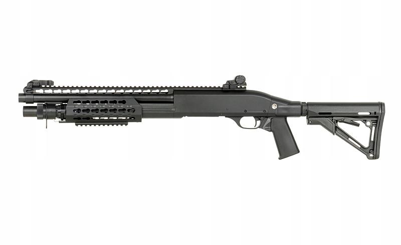 CM.366 Tactical - Black