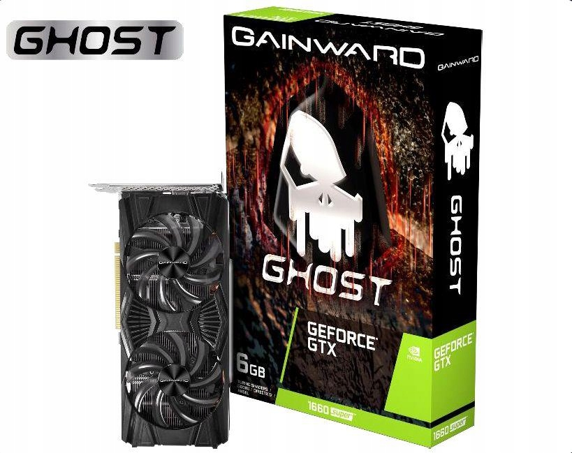 Gainward GTX 1660 Super GHOST 6GB GDDR6 192bit