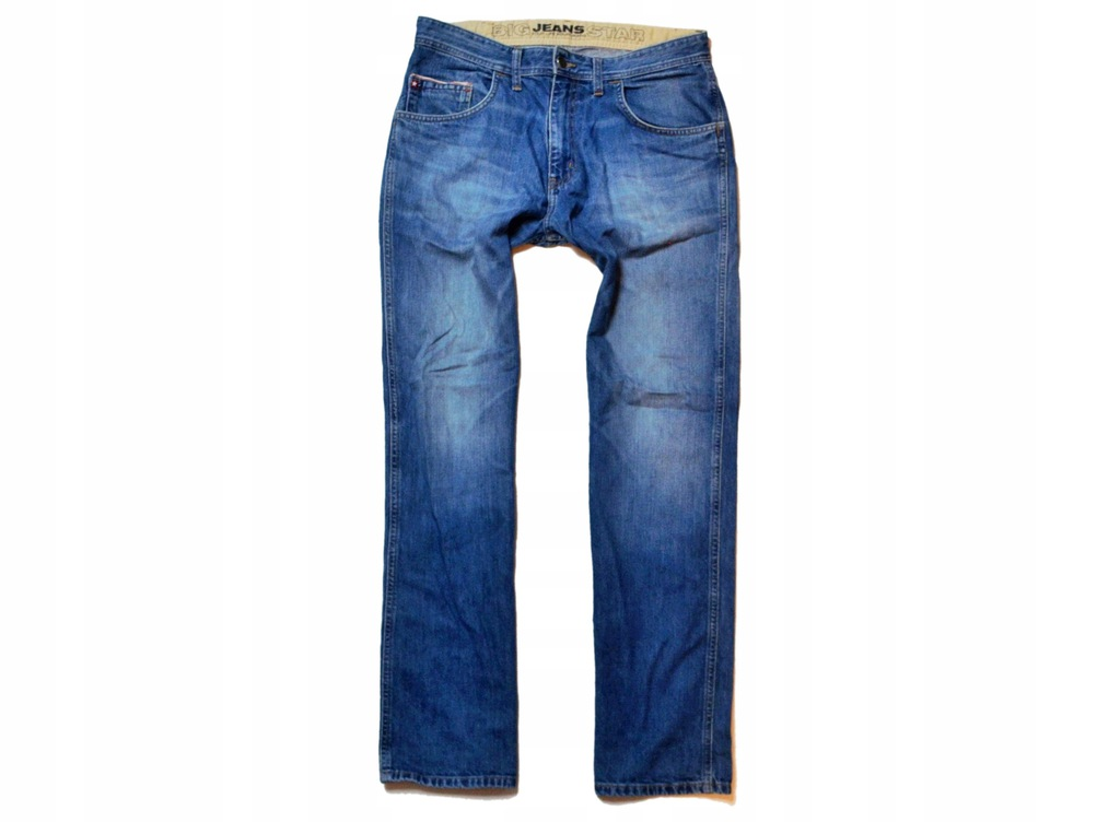 67 BIG STAR spodnie jeansowe jeansy COLT150 33/32