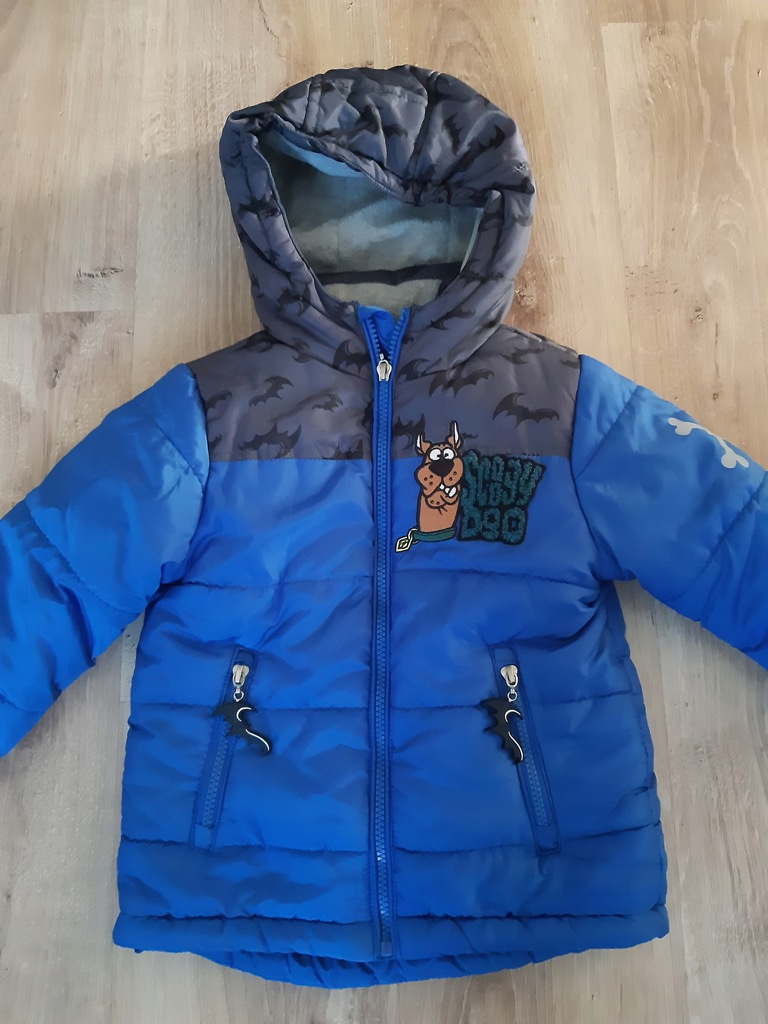 Kurtka zimowa Cool Club 98 Scooby Doo