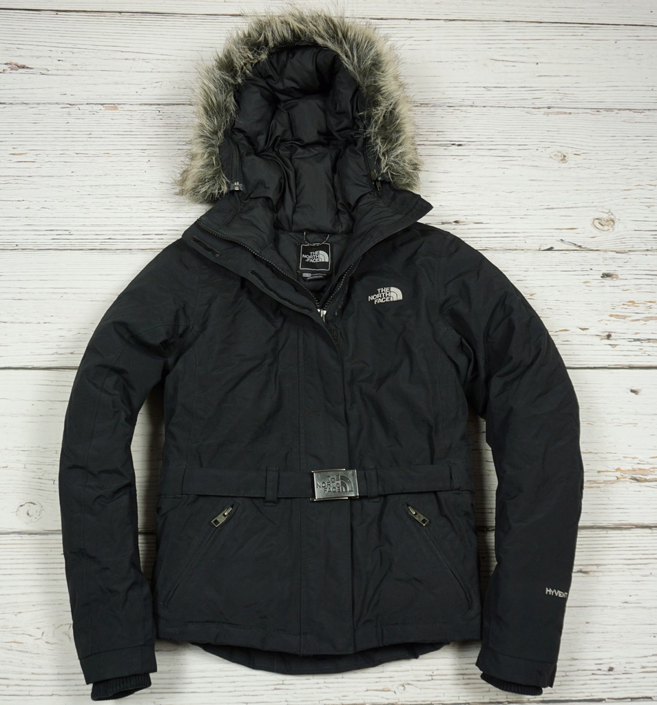 THE NORTH FACE HY VENT KURTKA PUCHOWA DOWN r. XS