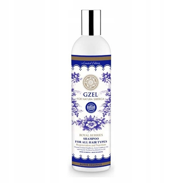 Natura Siberica Gzel Royal Berries Shampoo szampon