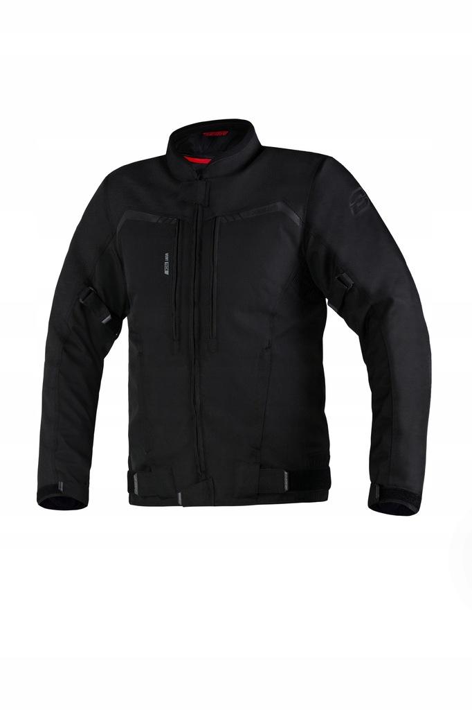 OZONE DELTA IV BLACK kurtka tekstylna + gratis