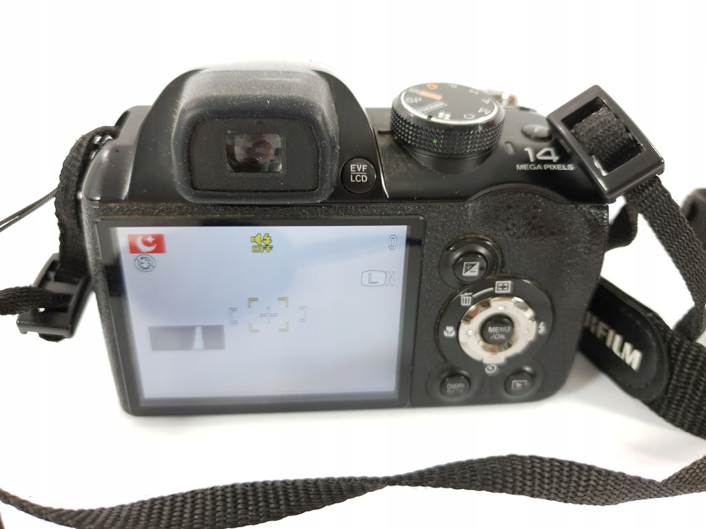 Aparat Fujifilm Finepix S4200 14mpx 24x Super Zoom 8412549253 Oficjalne Archiwum Allegro
