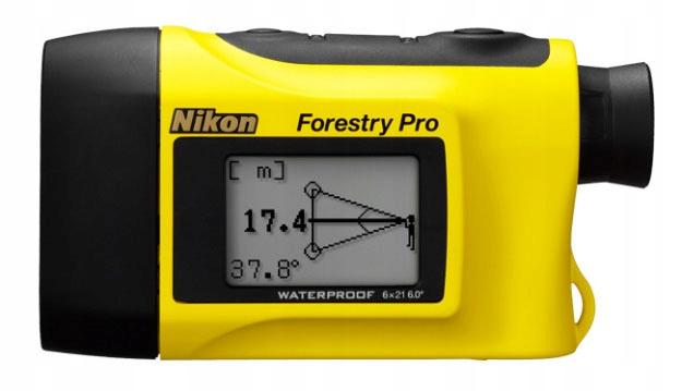 Nikon Forestry Pro Dalmierz laserowy Dystr. PL