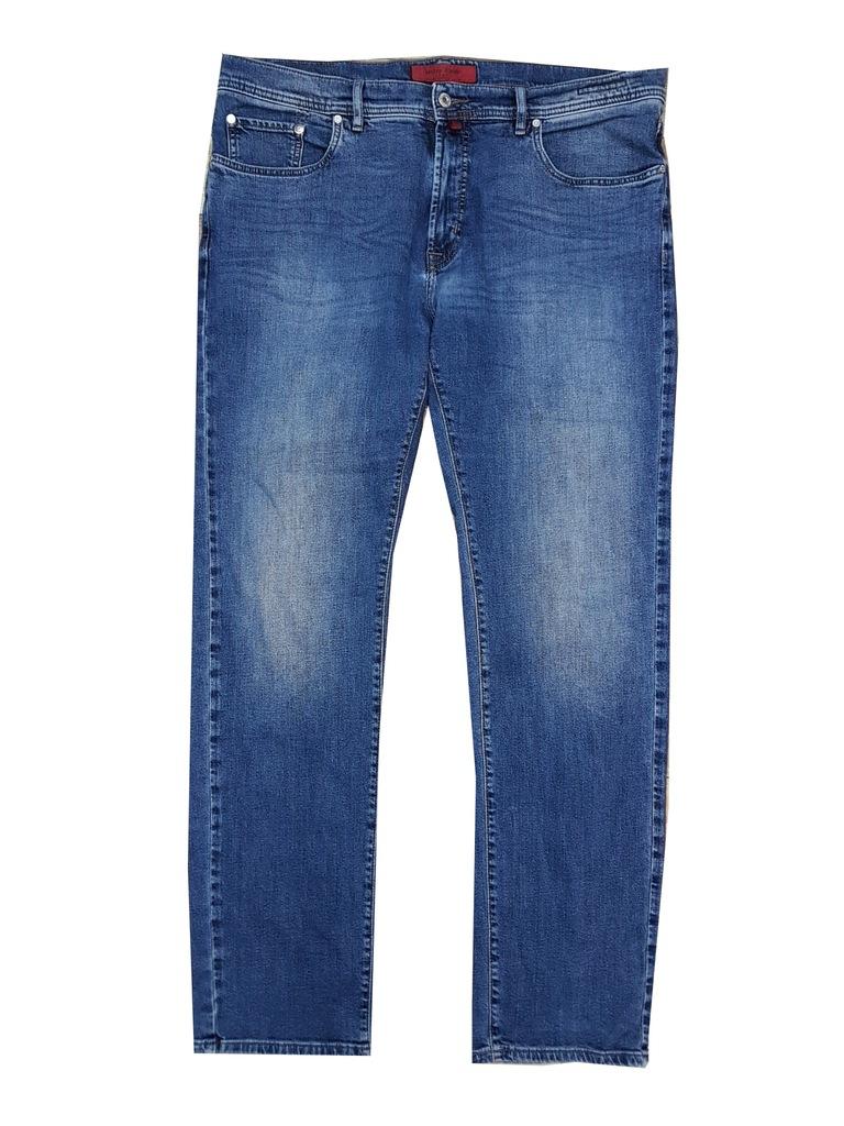 PIERRE CARDIN Fit Lyon Spodnie Jeansy 40/34 p 102