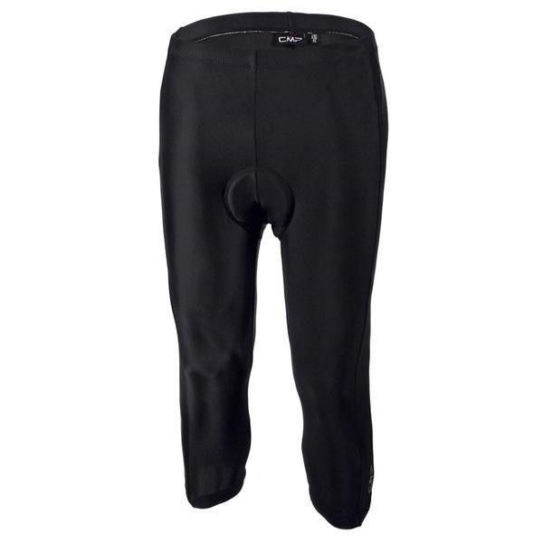 Spodnie damskie BIKE 3/4 CMP czarny r. 40