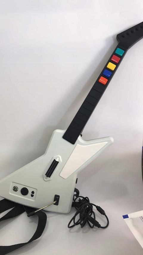 Gitara Guitar Hero X Plorer Xplorer Gibson Pc Xbox 8977471591 Oficjalne Archiwum Allegro