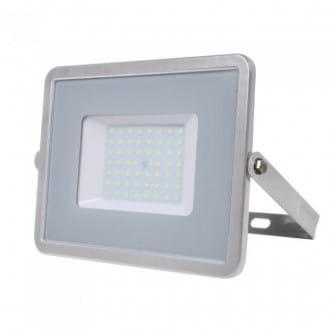 Projektor LED 50W 6000lm 4000K Dioda SAMSUNG Szary