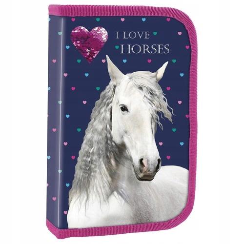 Piórnik jednokomorowy Konie 17