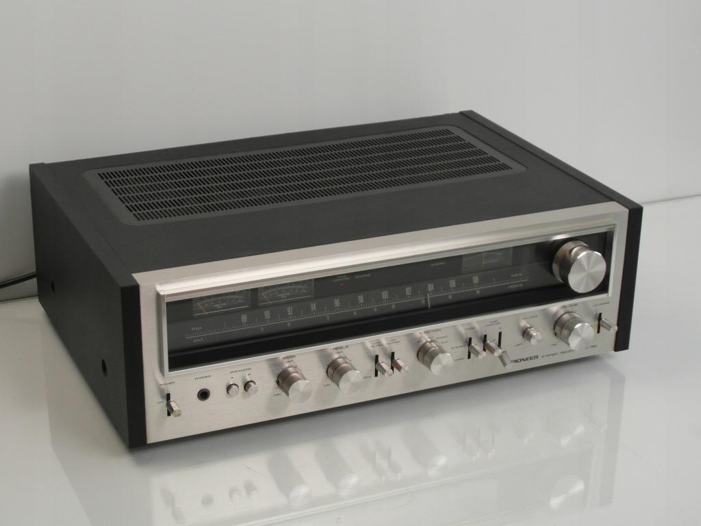 Pioneer SX-790 Vintage ! Receiver SuperStan!