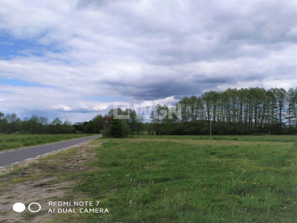 Działka, Modlna, Ozorków (gm.), 4645 m²