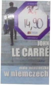 Małe miasteczko w Niemczech - John Le Carre