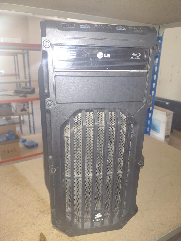 Komputer do GIer 6X3,5 GHZ 4GB 1000GB GTX660 2GB