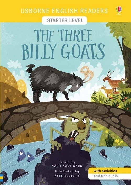 English Readers Starter Level The Three Billy
