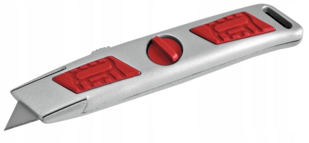 Nóż z ostrzem trapezowym bezpieczny Proline 30300