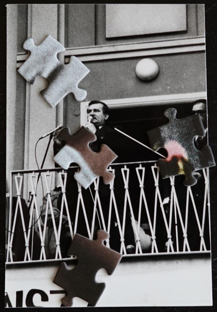 Stalowa Wola - Lech Wałęsa - 1989 - Solidarność -4