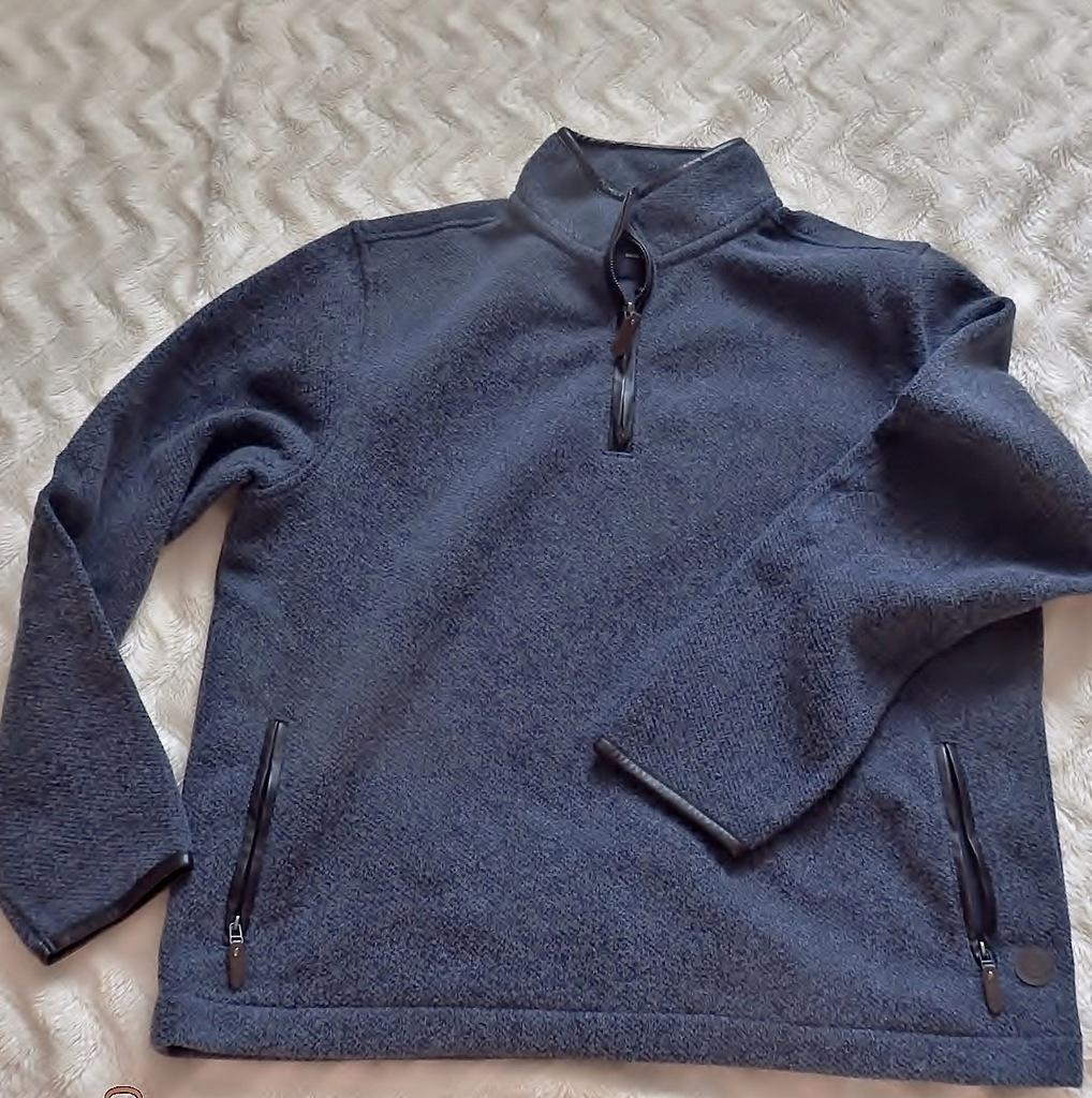 bluza sweter techniczny marks spencer xl