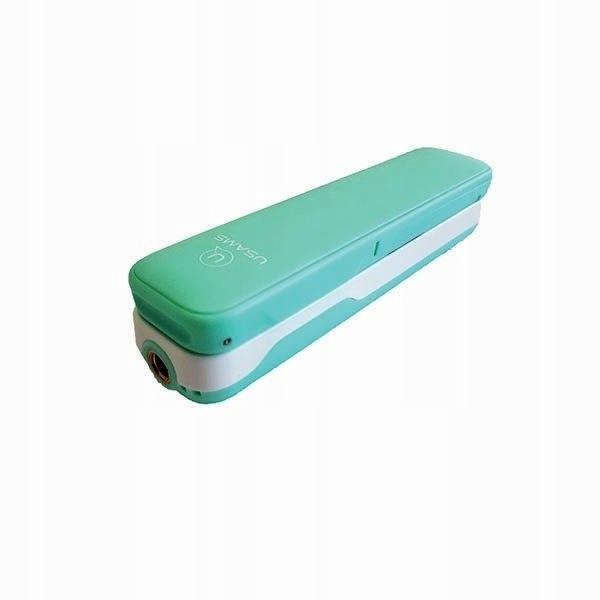 USAMS Selfie Stick M1 Mini Bluetooth zielony/green