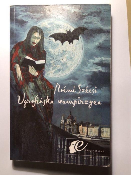 Ugrofińska wampirzyca - NOÉMI SZÉCSI