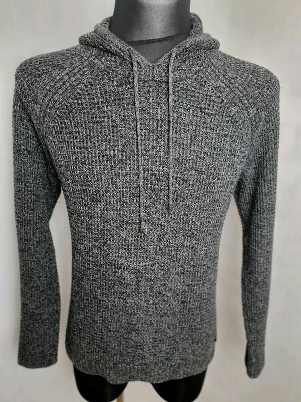 Sweter z kapturem Calvin Klein rozmiar M