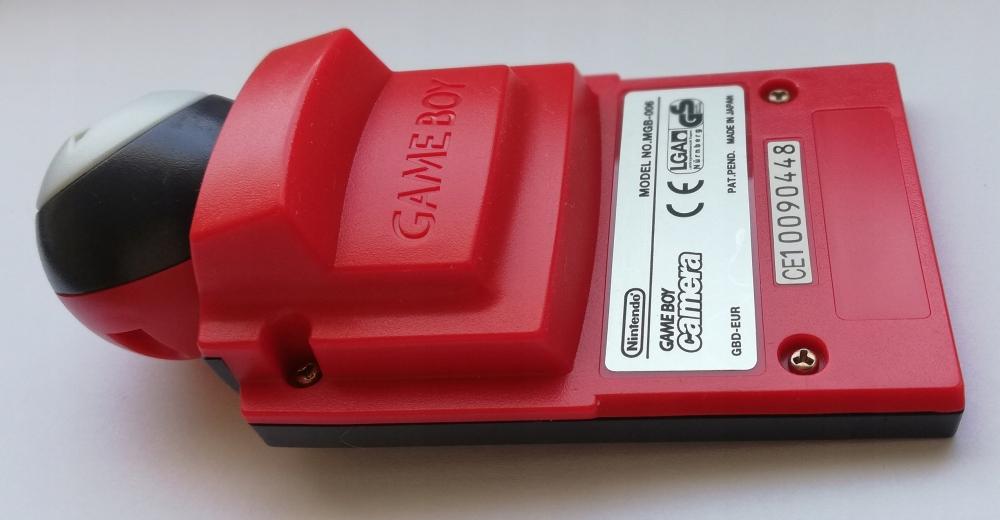 Game Boy Camera! MADE IN JAPAN! UNIKAT! BCM!