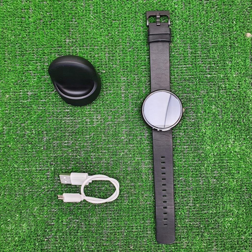 Zegarek Motorola Moto360 46mm Czarny